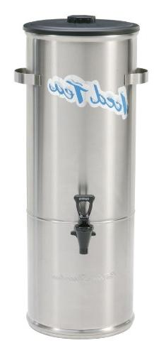 Wilbur Curtis Iced Tea Dispenser 5.0 Gallon Round Tea Dispen