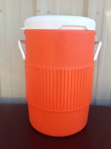 Cooler Spigot Drink Dispenser Seat Top