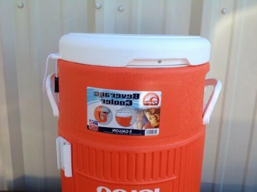 Igloo 5 Cooler Water Drink Dispenser Top