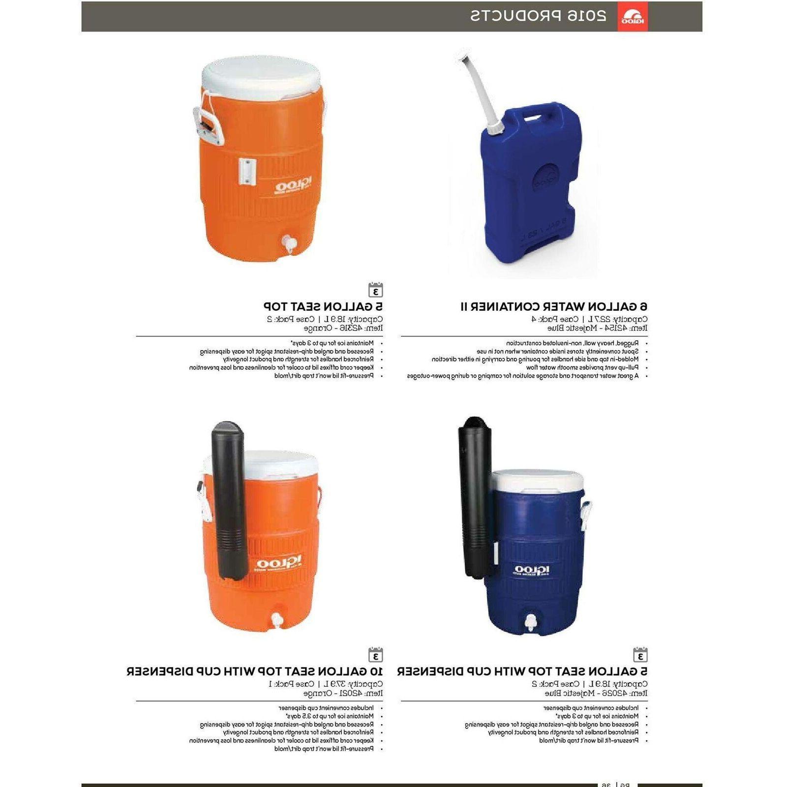 Igloo 5-Gallon Cooler,