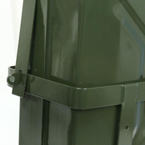 2x Jerry Can Tank Steel 5Gallon 20L Military