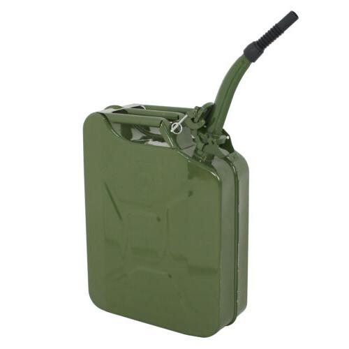 Jerry Can Corrosion