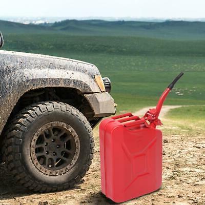 Jerry 20L Steel Gas Fuel Tank Backup