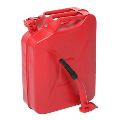 Jerry 5 20L Steel Gasoline Fuel Backup