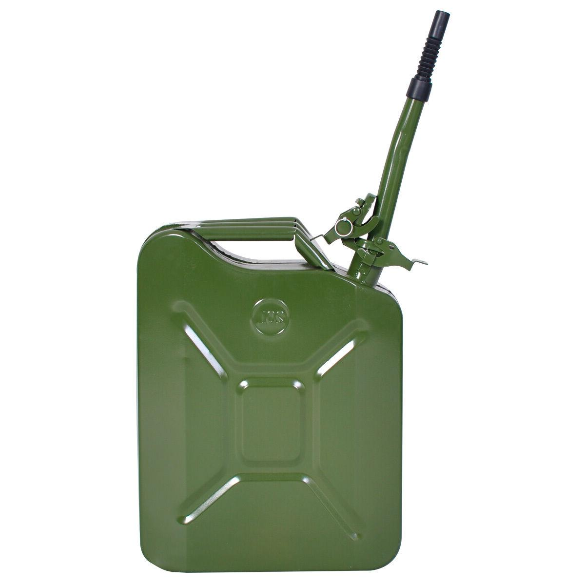 Jerry 20L Fuel Tank Emergency Military
