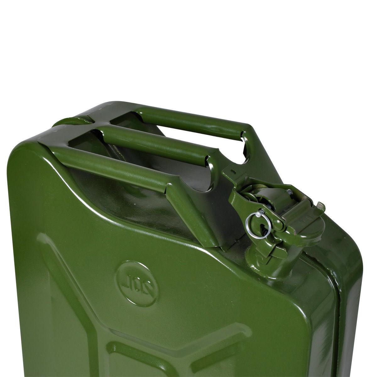 Jerry 5 20L Steel Tank Backup Military