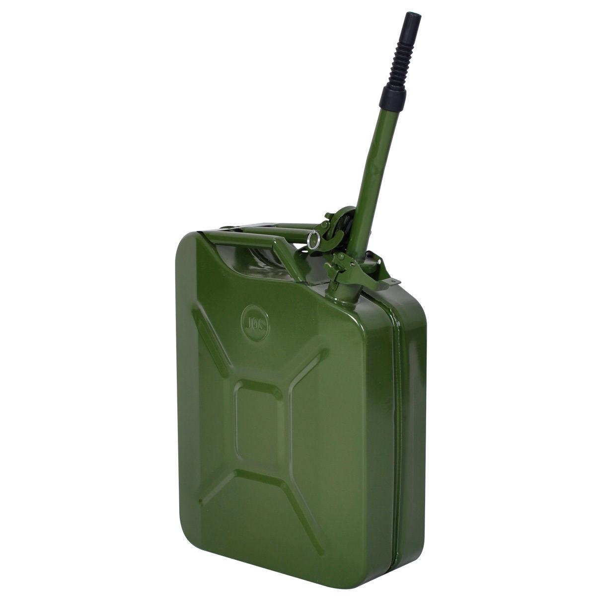 Jerry Can 5 20L Tank Backup Army Military