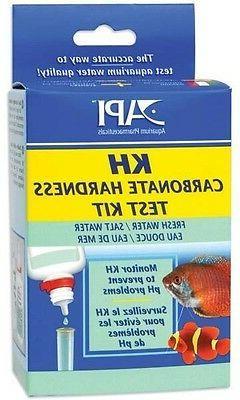 API CARBONATE HARDNESS TEST KIT Aquarium Water Test Kit