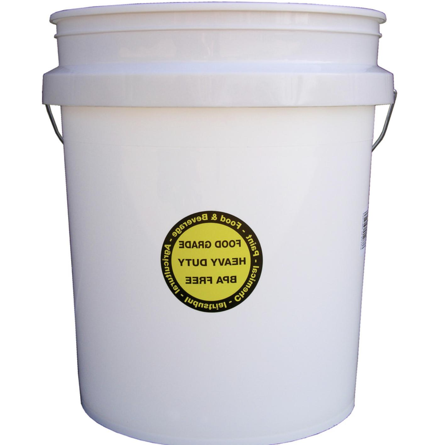 Lid FOOD COMMERCIAL Durable Purpose Paint Storage