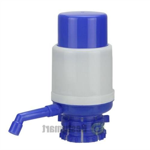 Manual Hand 5 Gallon Water Bottled Home