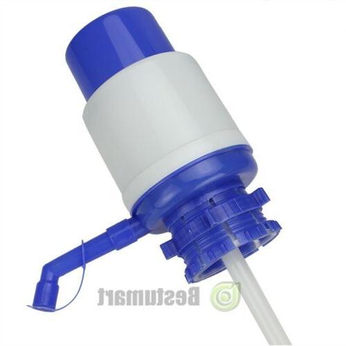 Manual Press Gallon Bottled Pump Home