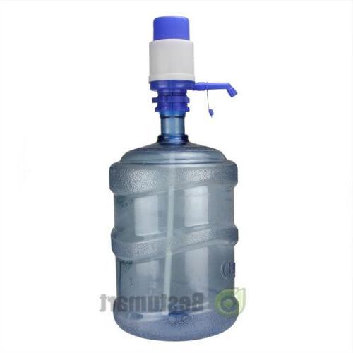 Manual Press 5 Gallon Bottled