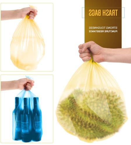 Medium Bags Trash 5 Garbage Bags Trash Can Liner