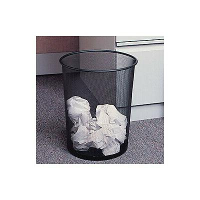 mesh 5 gallon waste basket set of