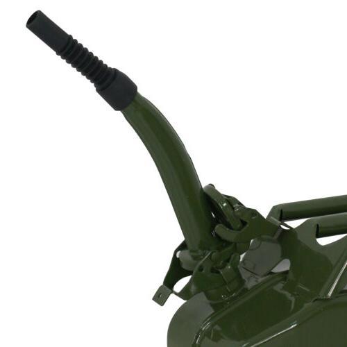 2 5 Gallon Gas Fuel Army NATO Steel