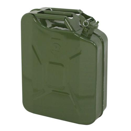 4x 5 Gallon Gas Steel Backup Army Military