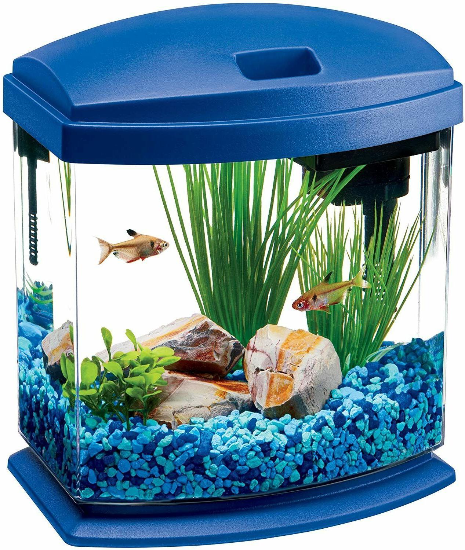 minibow aquarium starter kit w led light