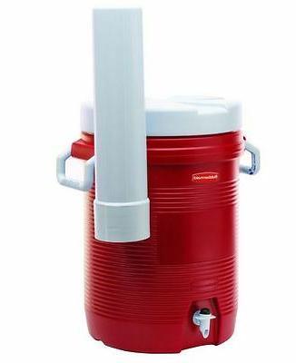 New 5 Modern Red Beverage Dispenser