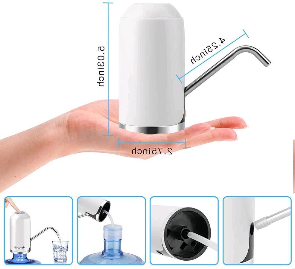 Dispenser 5 Gallon Water Bottle Pump