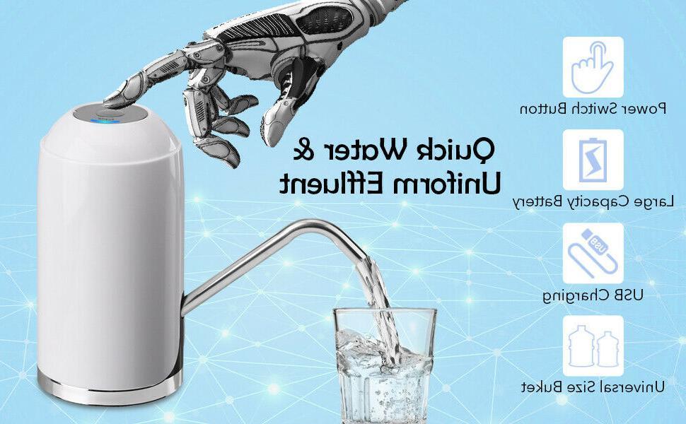 New Dispenser Gallon Water