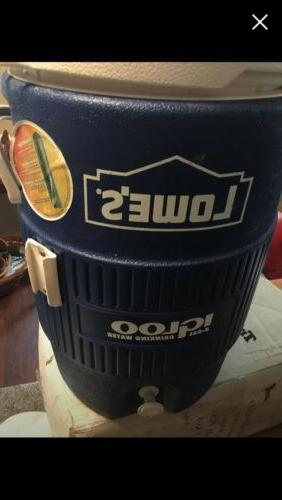 New Igloo 5 Gallon Beverage Cooler Spigot Water Drink Dispen