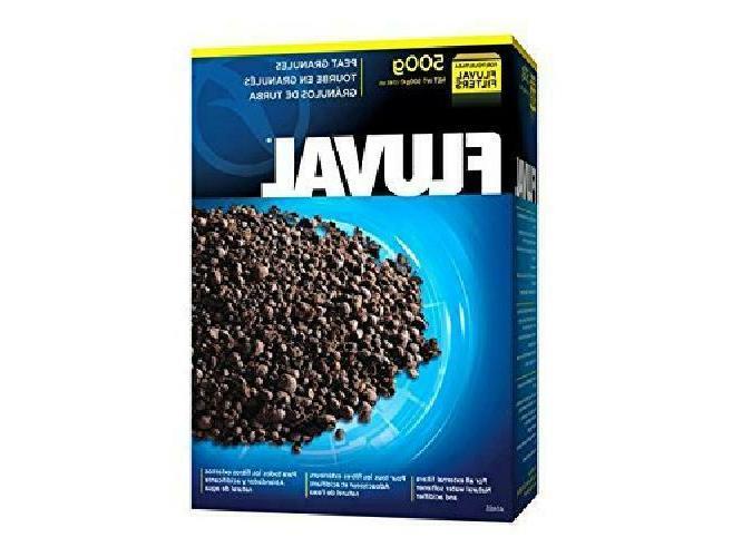 Fluval Peat Granules, Soften Aquarium Water 500 Gram