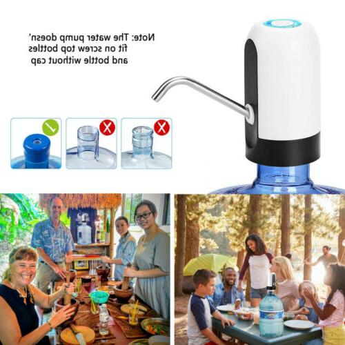 Premium Water Bottle Dispenser Electric Charging Automatic