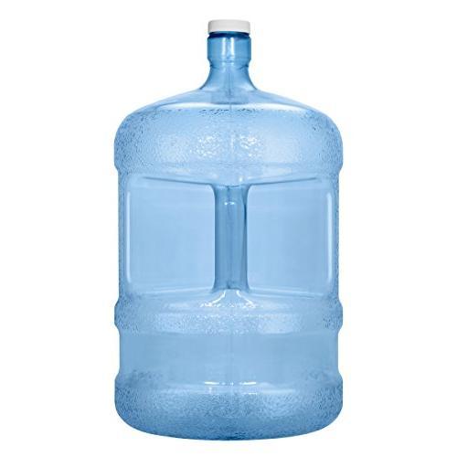 5 Gallon PVC Reusable Water Bottle Jug