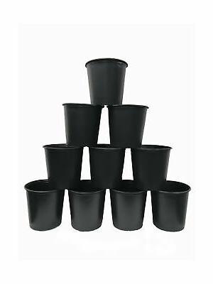 Viagrow gallon Round Pot, 10 Pack