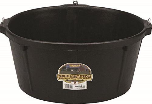 rubber feeder tub