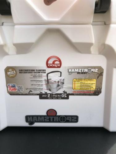 Igloo Sportsman 20 US Quart/5 Gallon NEW
