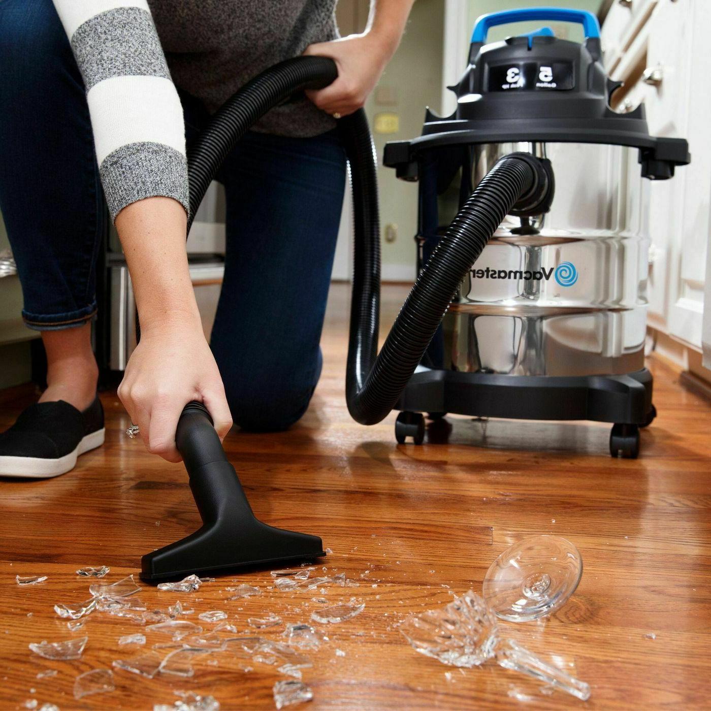 Stainless Vac 5 Vacuum Cleaner 3 Blower New