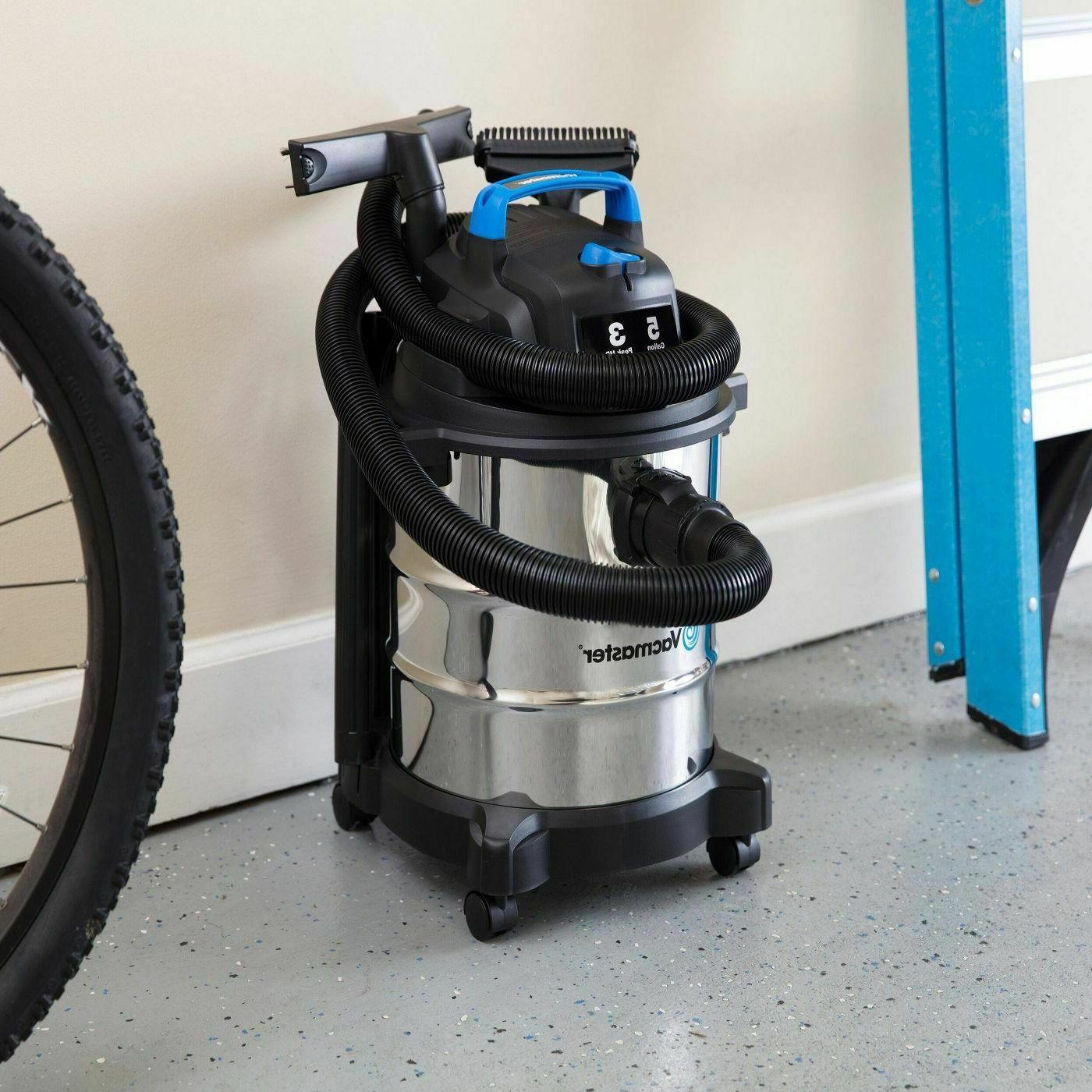 Stainless Vac Cleaner 3 Blower