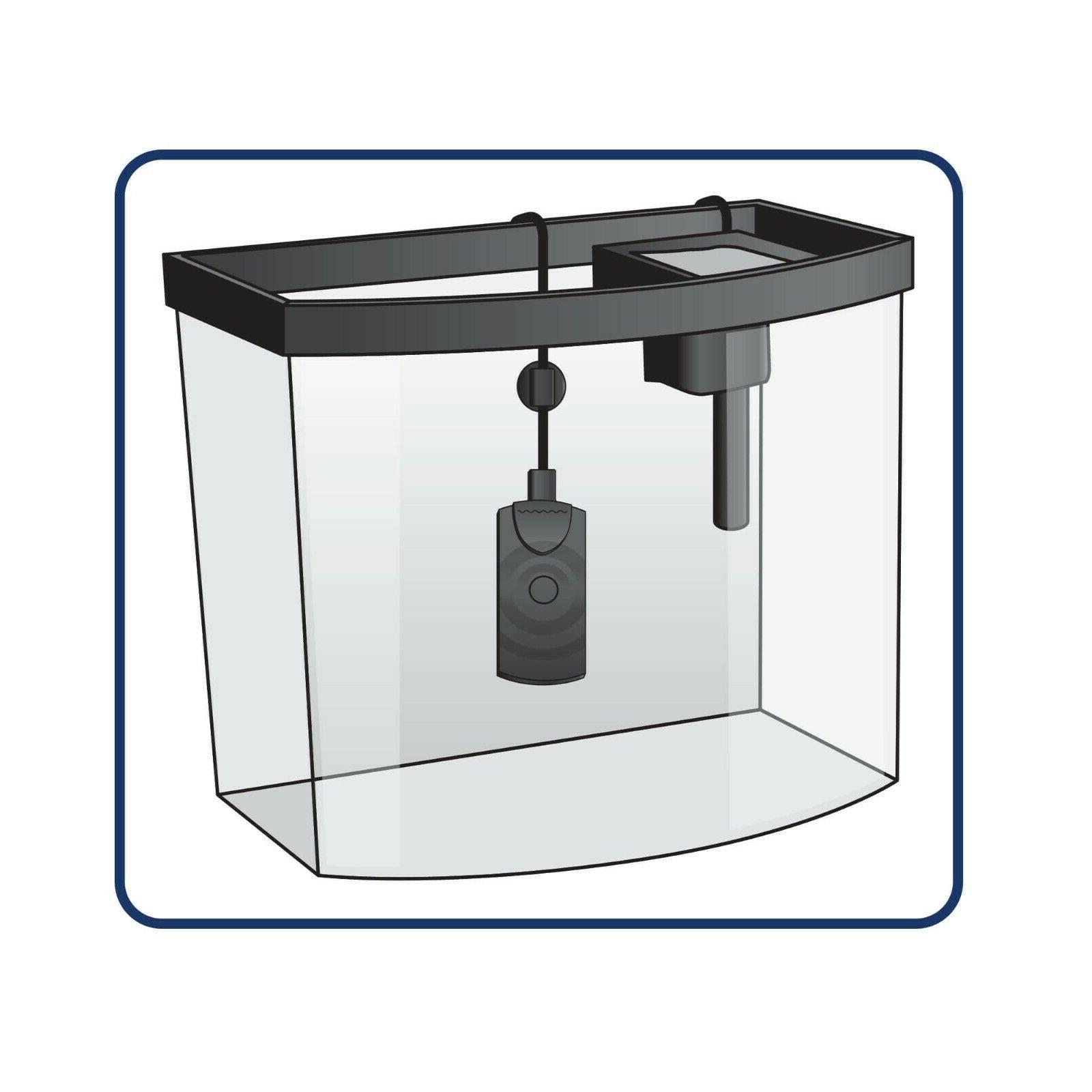 Aqueon Flat Aquarium Heater 5W/7.5W/15W 2-10 Gallon