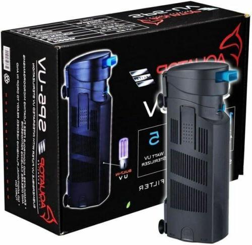 Aquatop Submersible UV Filter With Pump
