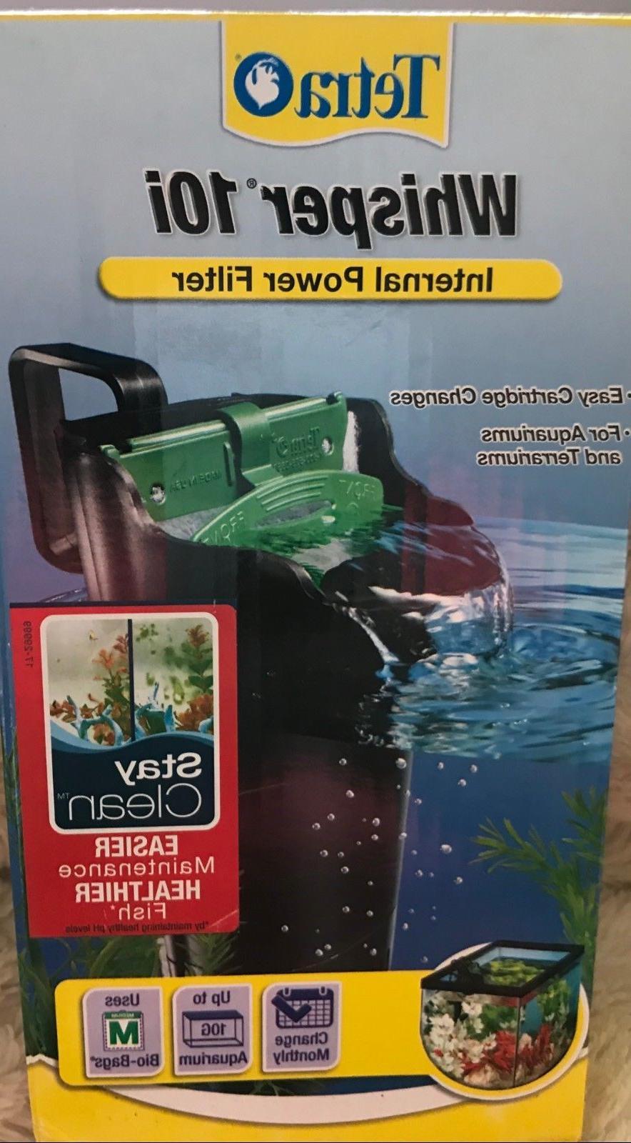 Tetra Whisper Filter 10i Internal Power Filter