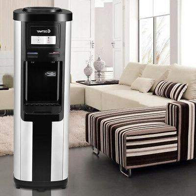 Top Stainless Steel Water Cooler Hot Gallon Office