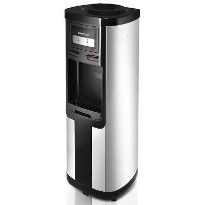 Top Loading Stainless Steel Water Cold Hot Home Office