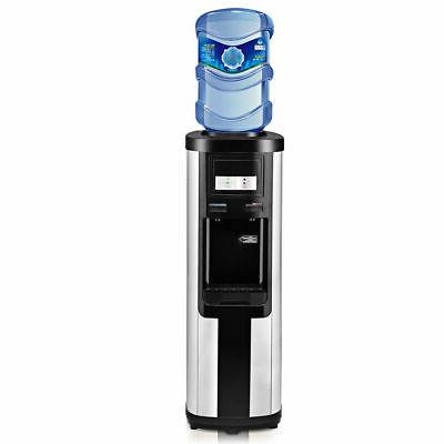 top loading stainless steel water cooler dispenser