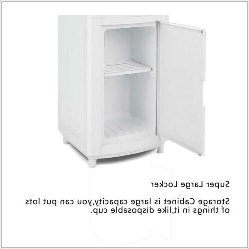 Top Dispenser Freestanding with Storage