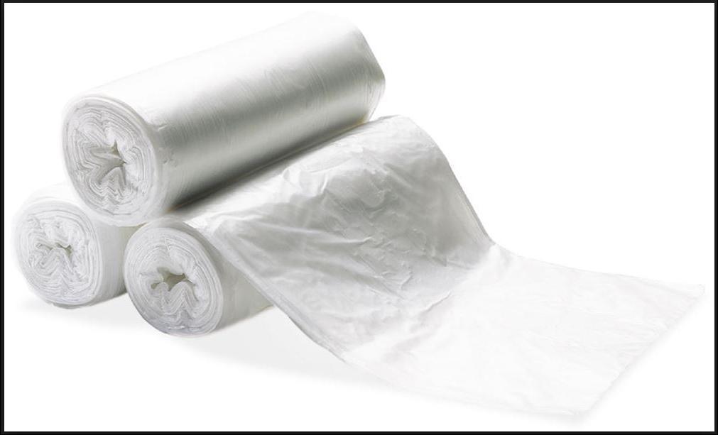 """24"""" Trash Can Liner Bag Home Office Shredder Small Waste Gar"""