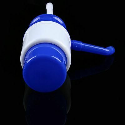 US Easy Manual Press Water Bottle Bottled Pump