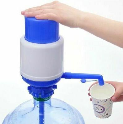US Easy Manual Press Gallon Drinking Water Pump