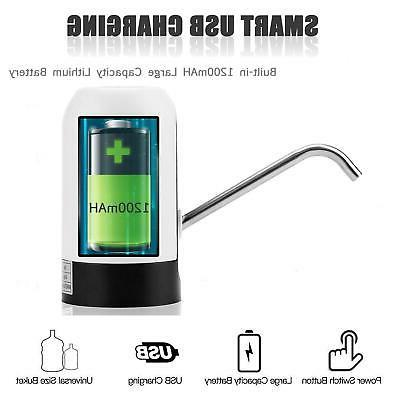USB Dispenser Automatic 5 Gallon Universal Electric