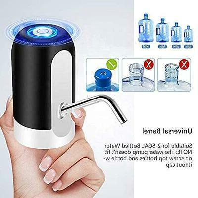 USB Water Bottle Dispenser 5 Universal Electric