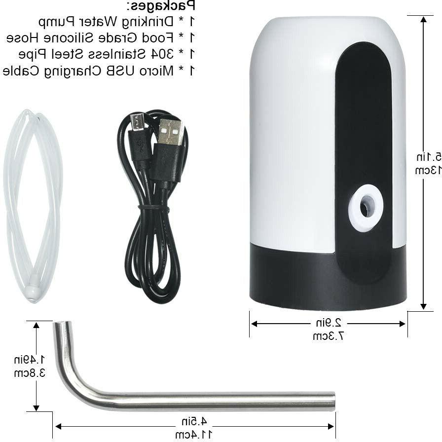 USB Water Dispenser Automatic Universal