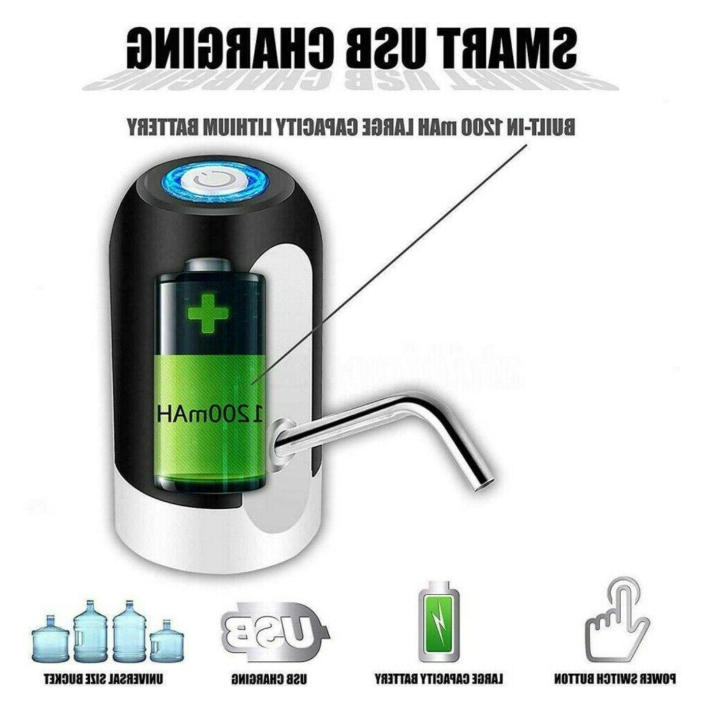 USB Automatic Drinking Water Pump 2/3/4/5