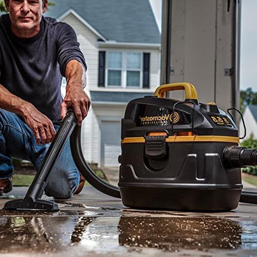 "Vacmaster Professional - Wet/Dry Vac, Gallon, Beast Series, 1-7/8"" Hose"