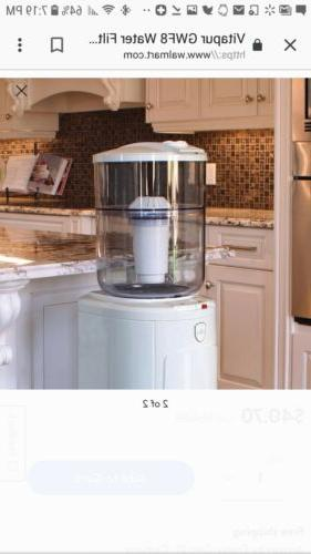 Vitapur Water Filtration System For