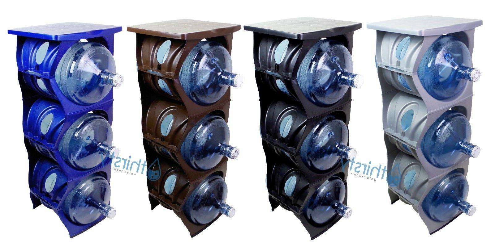 water bottle holder 3 and 5 gallon